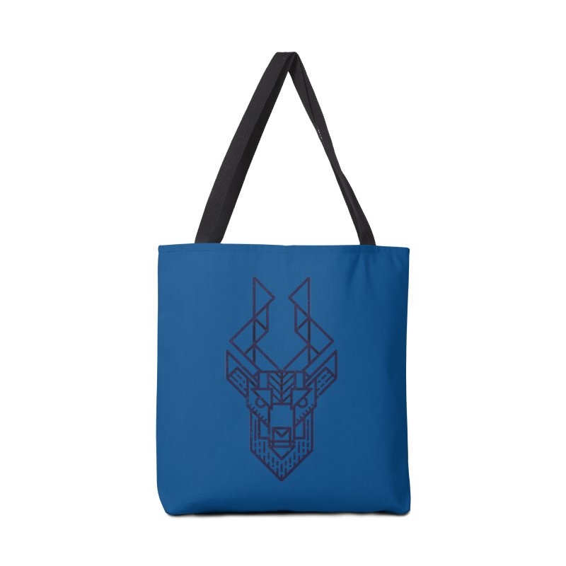 Mystic Stag Accessories Bag by TipTop's Artist Shop