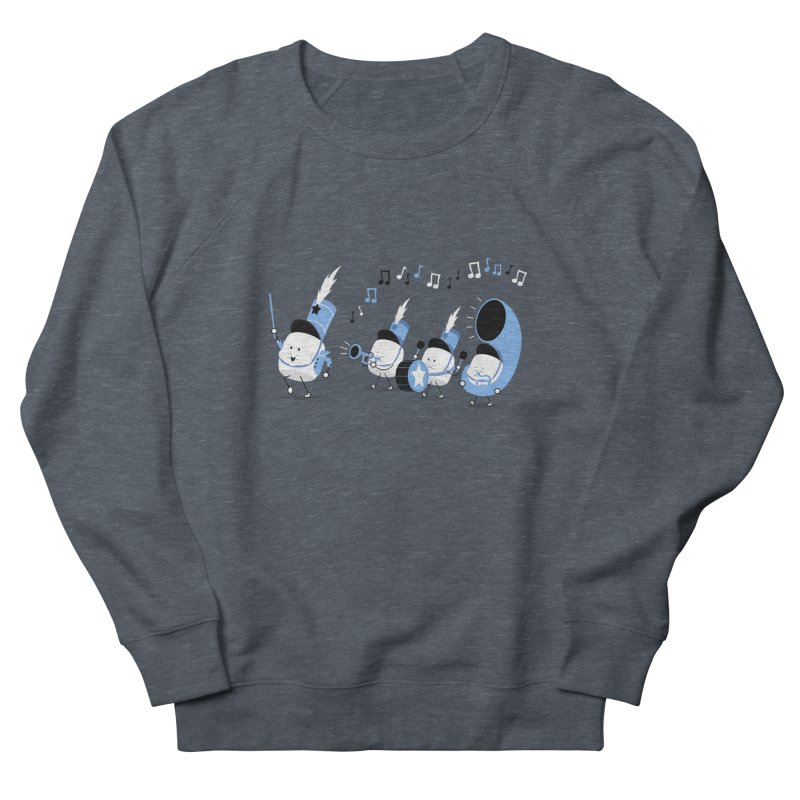 Marchmallow Band Women's Sweatshirt by TipTop's Artist Shop