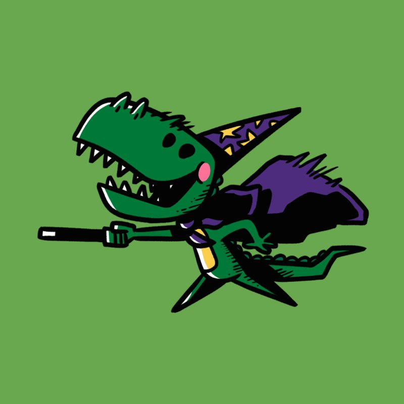 Dino Wizard by TipTop's Artist Shop
