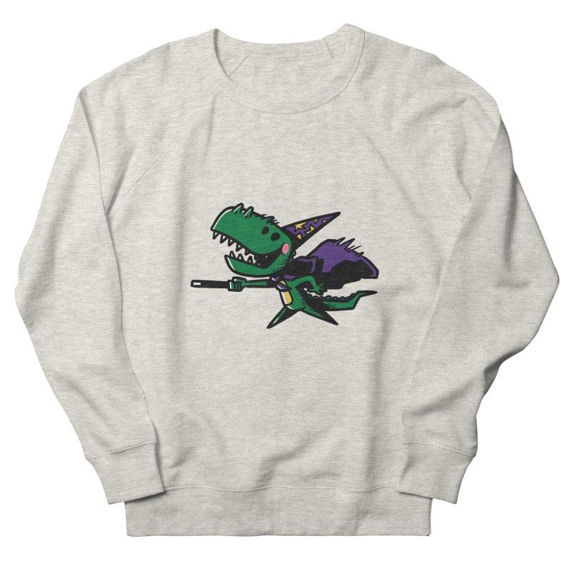 Dino Wizard Women's Sweatshirt by TipTop's Artist Shop