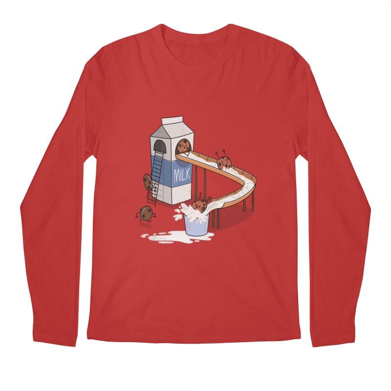 Cookie Slide Men's Longsleeve T-Shirt by TipTop's Artist Shop