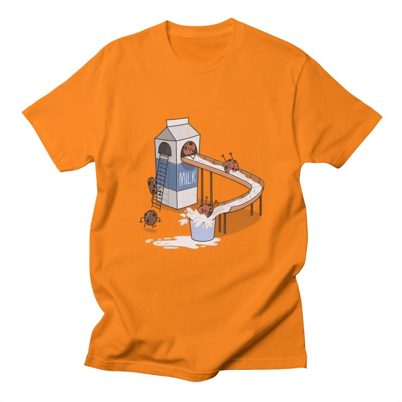 Cookie Slide Men's T-Shirt by TipTop's Artist Shop