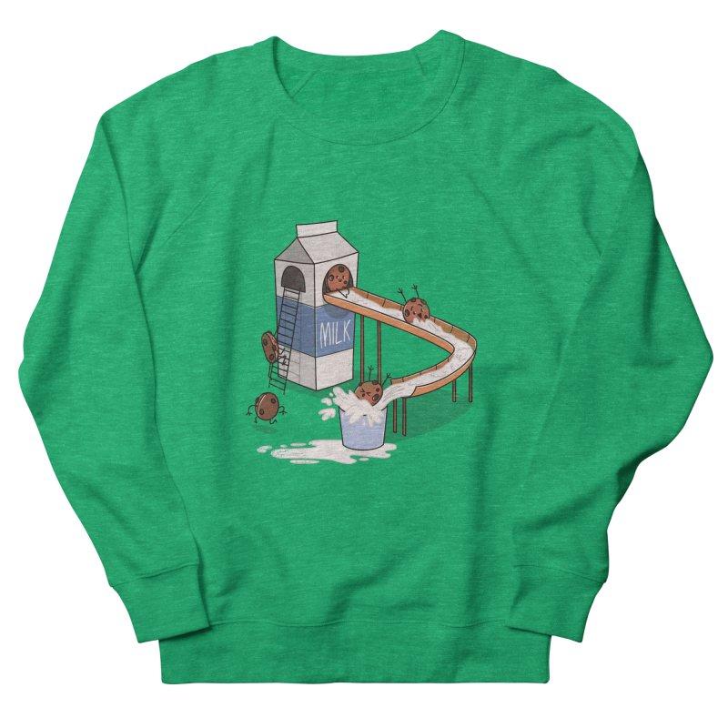 Cookie Slide Men's Sweatshirt by TipTop's Artist Shop