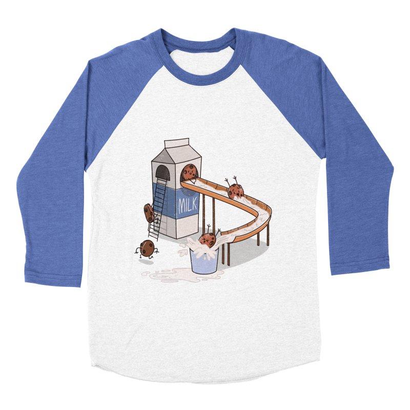 Cookie Slide Women's Baseball Triblend T-Shirt by TipTop's Artist Shop