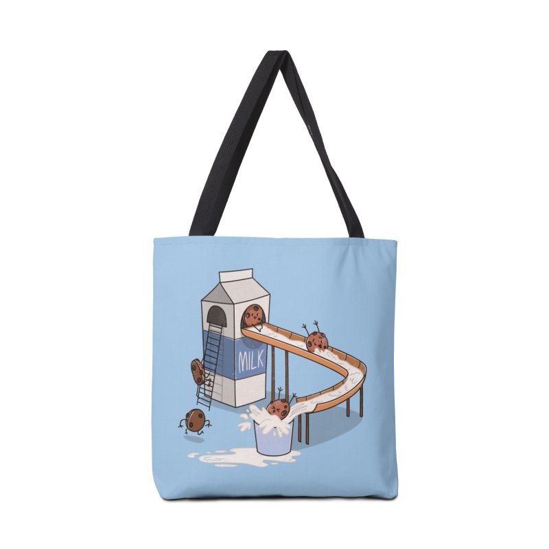 Cookie Slide Accessories Bag by TipTop's Artist Shop
