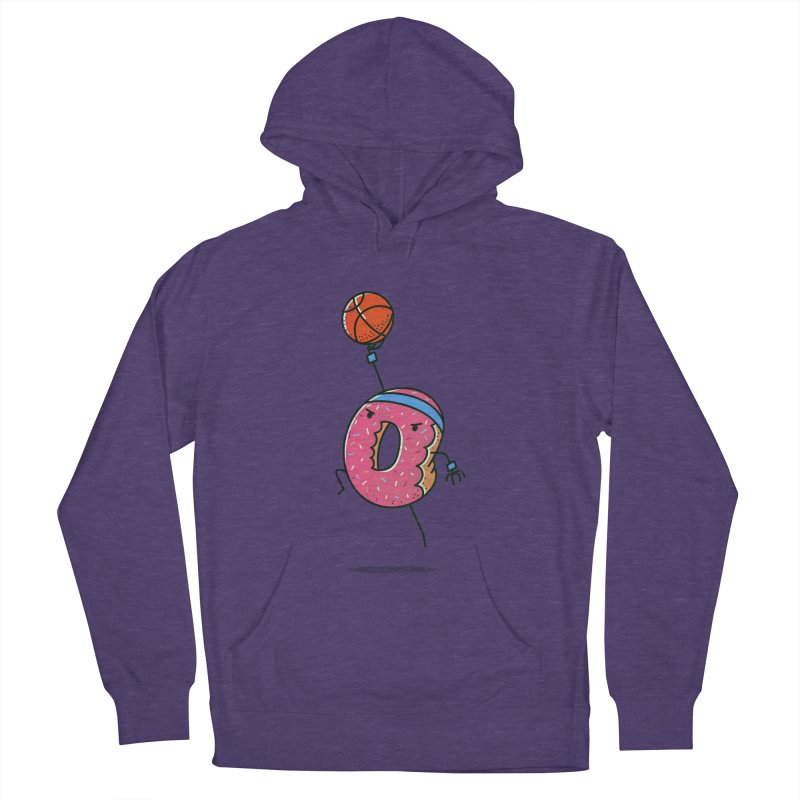 Dunking Donut Men's Pullover Hoody by TipTop's Artist Shop