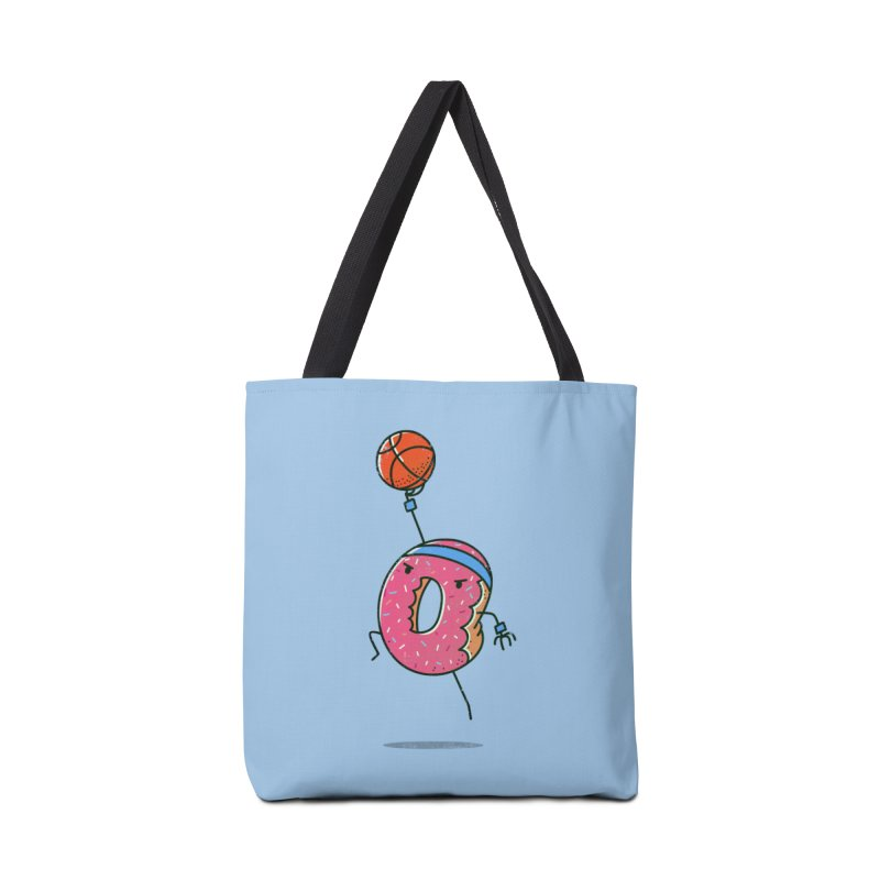 Dunking Donut Accessories Bag by TipTop's Artist Shop