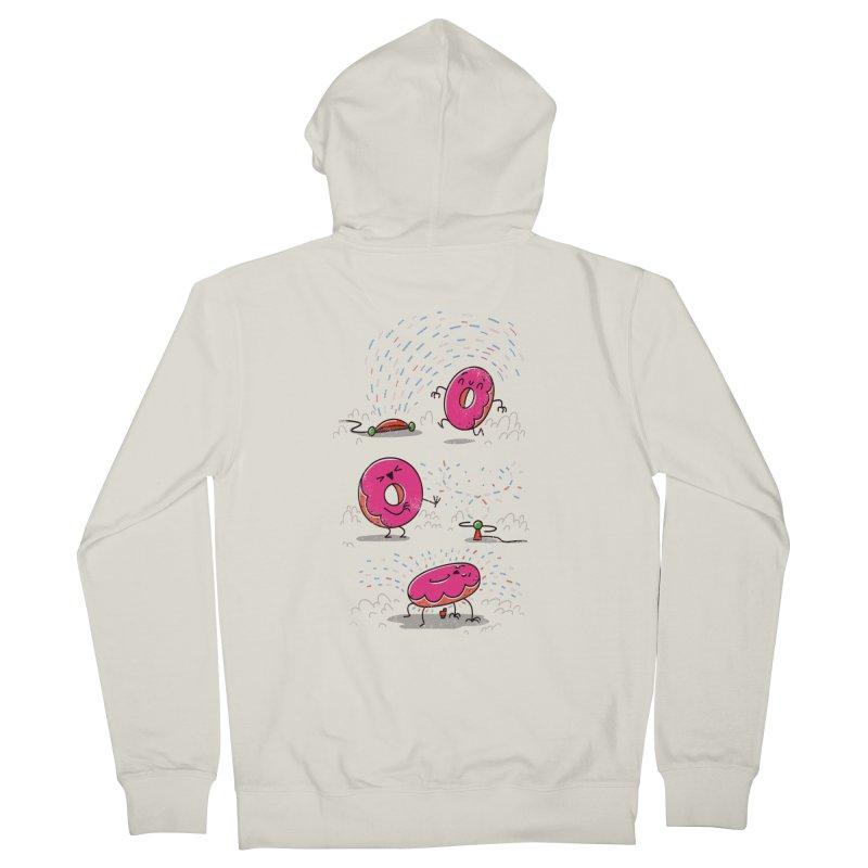 With Sprinkles Women's Zip-Up Hoody by TipTop's Artist Shop