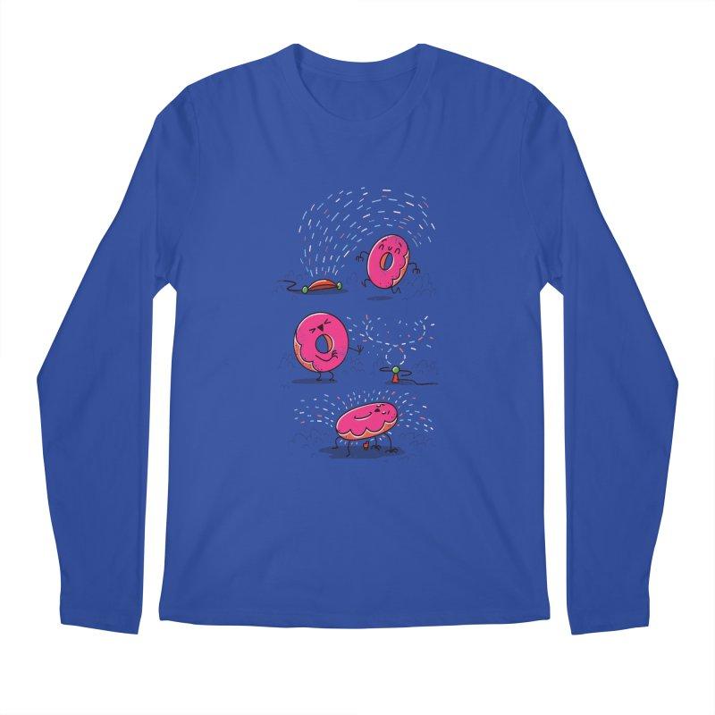 With Sprinkles Men's Longsleeve T-Shirt by TipTop's Artist Shop