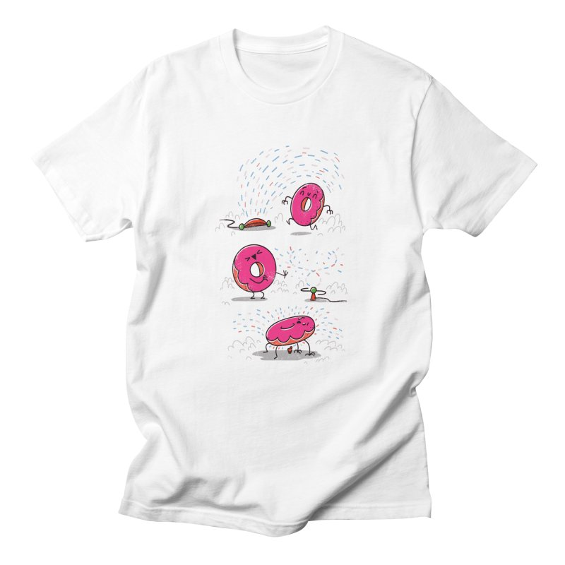 With Sprinkles Men's T-shirt by TipTop's Artist Shop