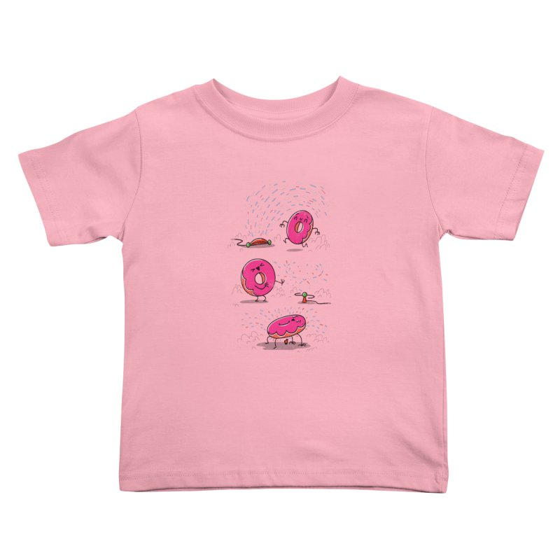 With Sprinkles Kids Toddler T-Shirt by TipTop's Artist Shop
