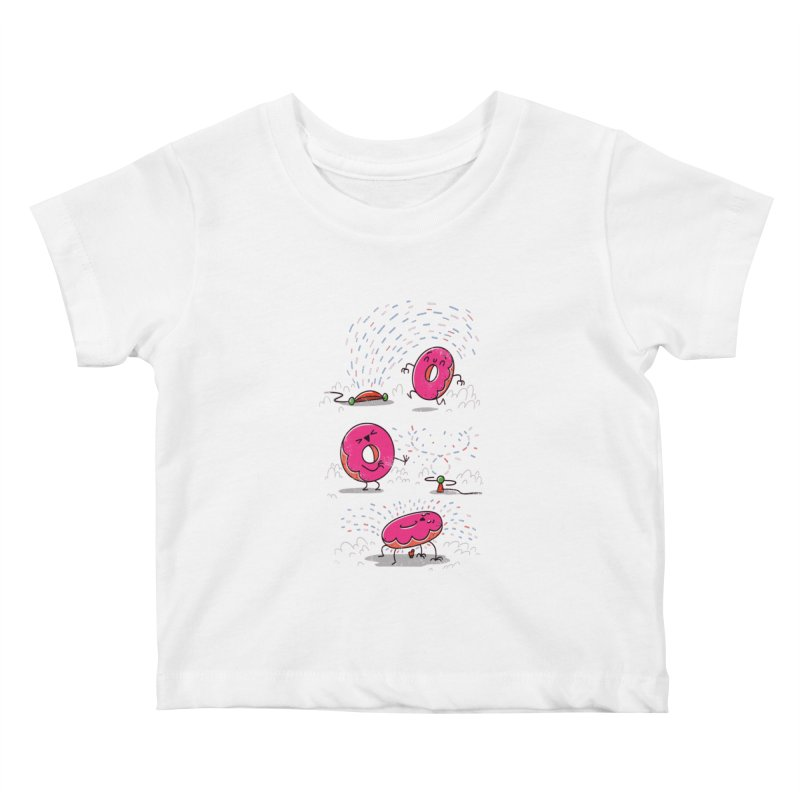 With Sprinkles Kids Baby T-Shirt by TipTop's Artist Shop
