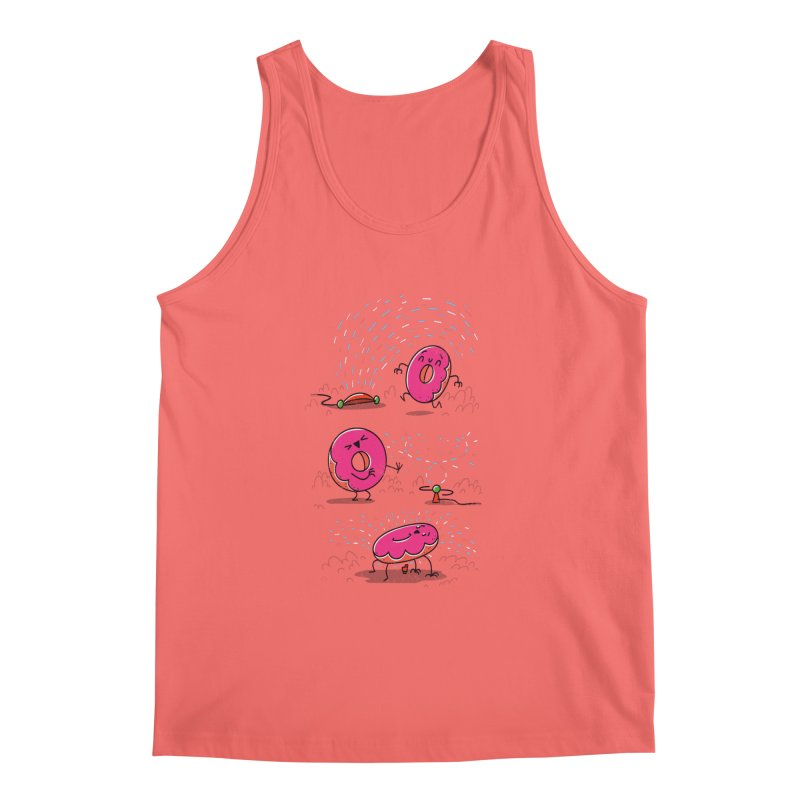 With Sprinkles Men's Tank by TipTop's Artist Shop