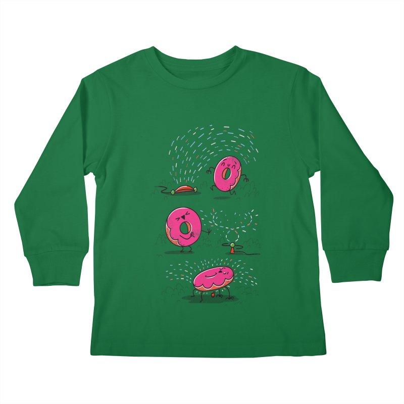 With Sprinkles Kids Longsleeve T-Shirt by TipTop's Artist Shop