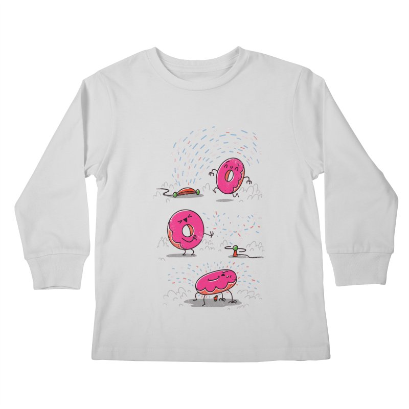 With Sprinkles Kids Longsleeve T-Shirt by TipTop's Artist Shop