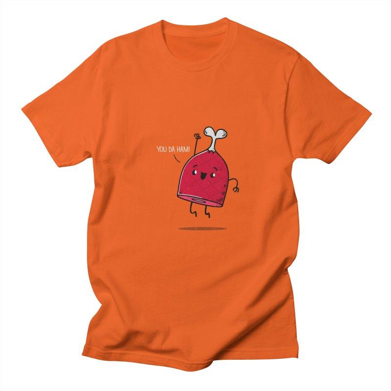 YOU DA HAM! Men's T-Shirt by TipTop's Artist Shop