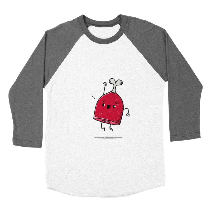 YOU DA HAM! Women's Baseball Triblend T-Shirt by TipTop's Artist Shop