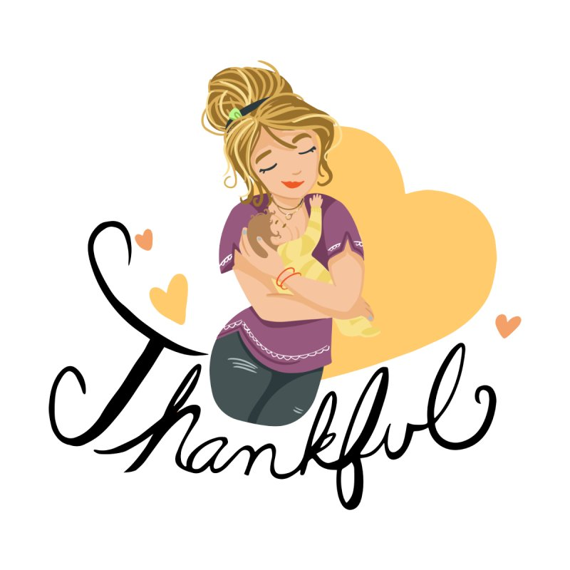 Tit for Tot - Thankful - Blonde Momma by Tit for Tot