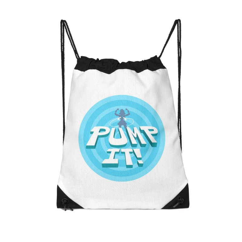 "Tit for Tot ""Pump It!"" Accessories Bag by Tit for Tot"
