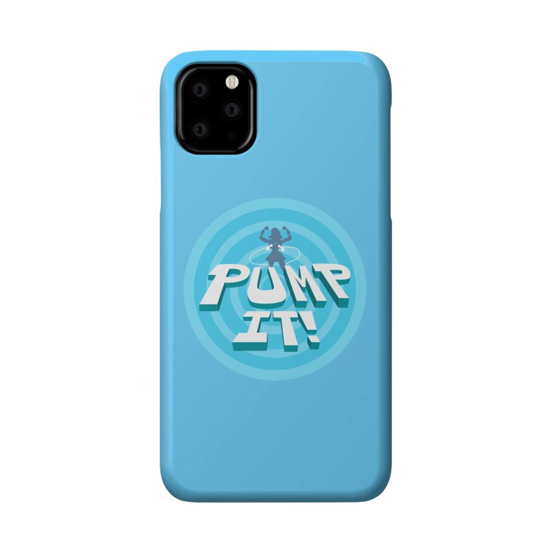 """Tit for Tot """"Pump It!"""" Accessories Phone Case by Tit for Tot"""