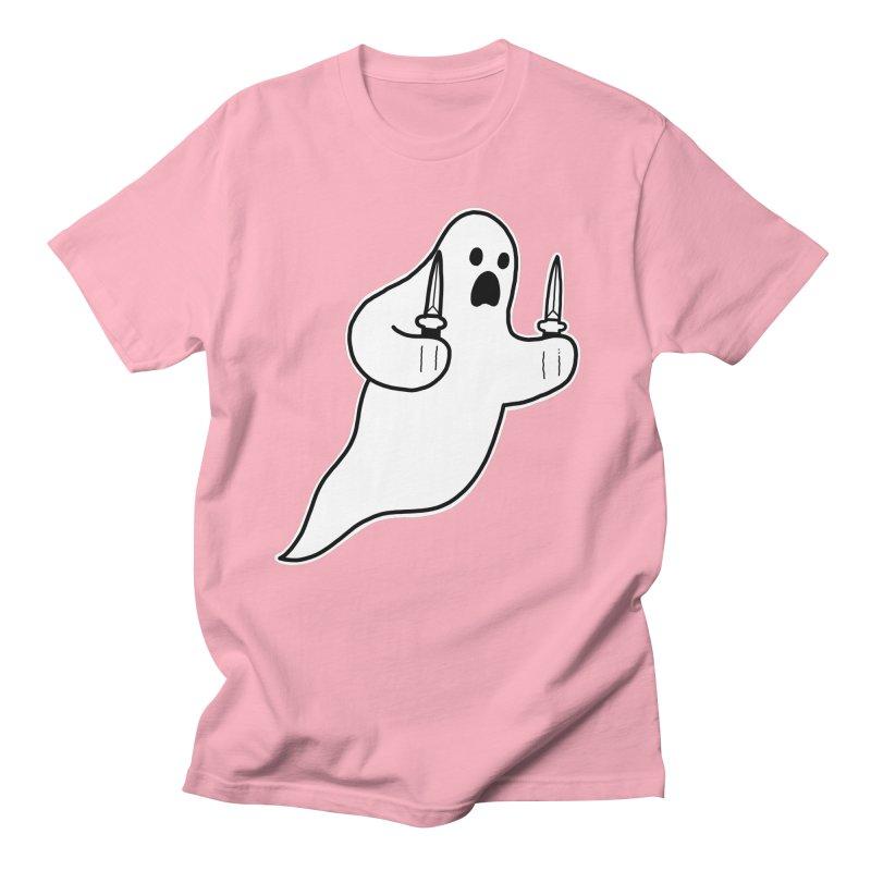 STAB GHOST Women's Regular Unisex T-Shirt by Tittybats