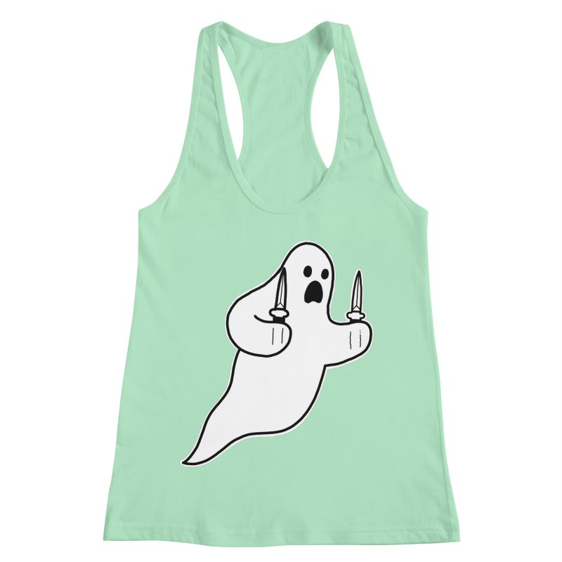 STAB GHOST Women's Tank by Tittybats