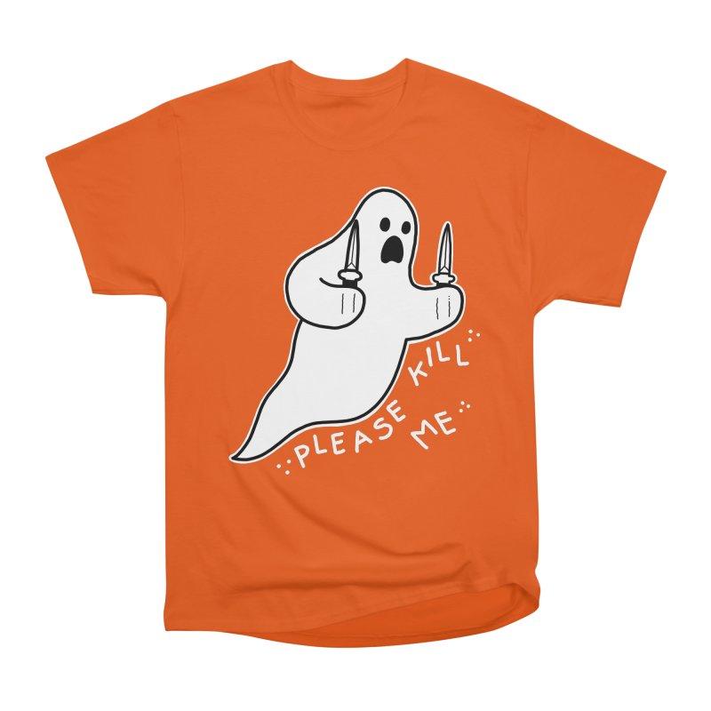 PLEASE KILL ME Men's T-Shirt by Tittybats
