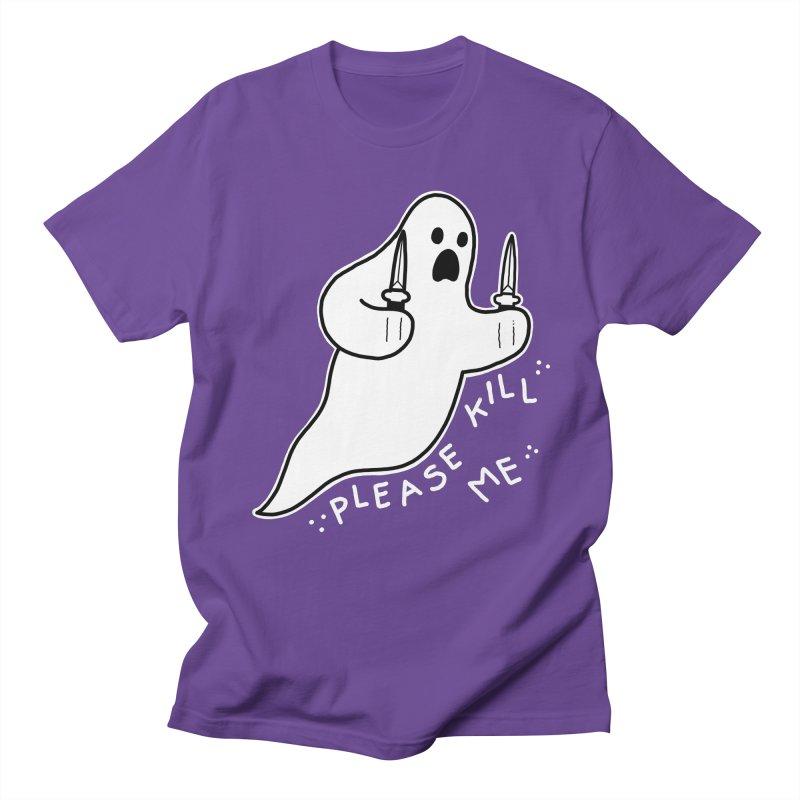 PLEASE KILL ME Women's Regular Unisex T-Shirt by Tittybats