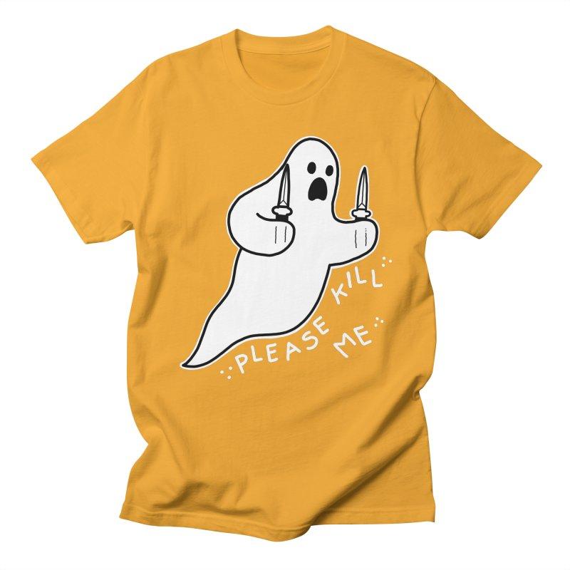 PLEASE KILL ME Women's T-Shirt by Tittybats