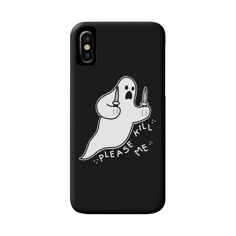 PLEASE KILL ME Accessories Phone Case by Tittybats