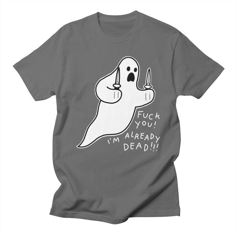 ALREADY DEAD Men's T-Shirt by Tittybats