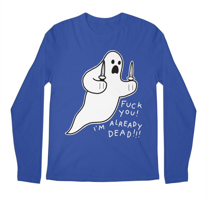 ALREADY DEAD Men's Regular Longsleeve T-Shirt by Tittybats