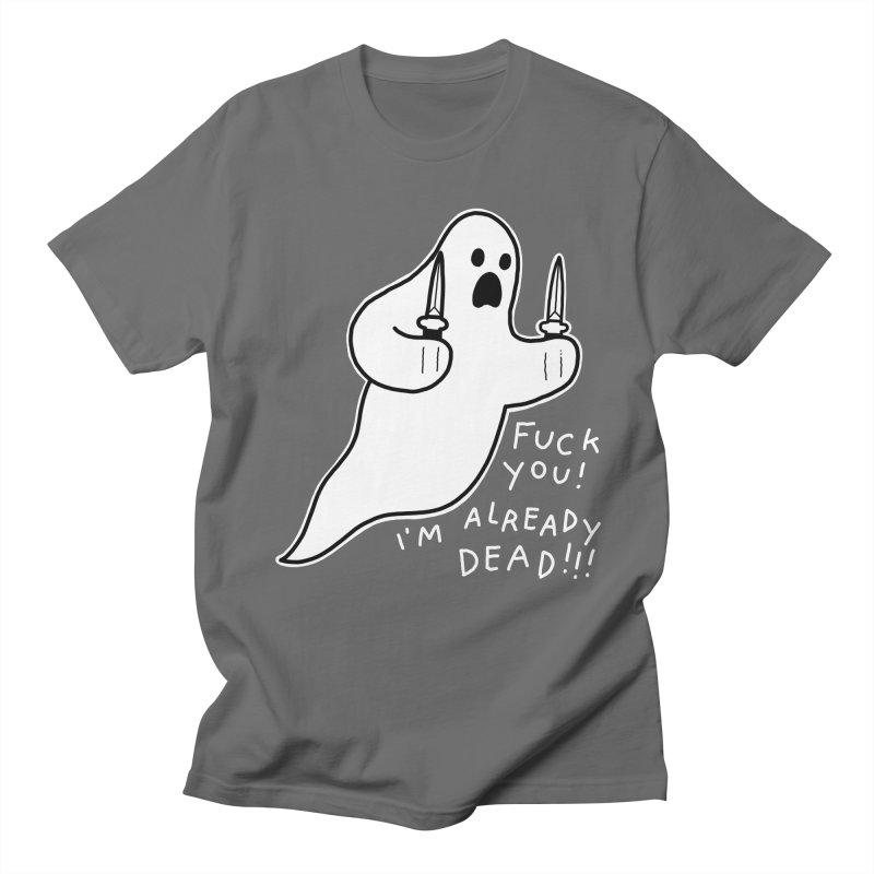 ALREADY DEAD Women's T-Shirt by Tittybats