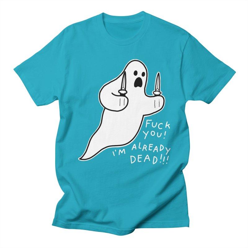 ALREADY DEAD Men's Regular T-Shirt by Tittybats