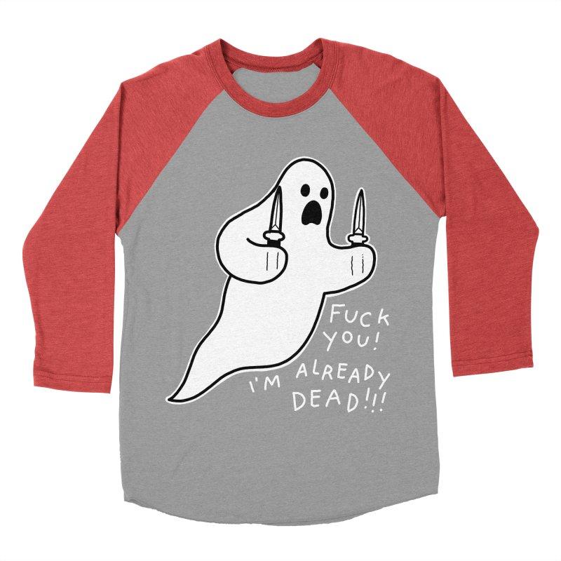 ALREADY DEAD Men's Longsleeve T-Shirt by Tittybats
