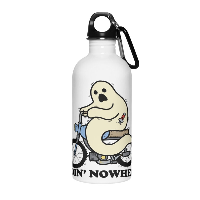 GOIN' NOWHERE Accessories Water Bottle by Tittybats