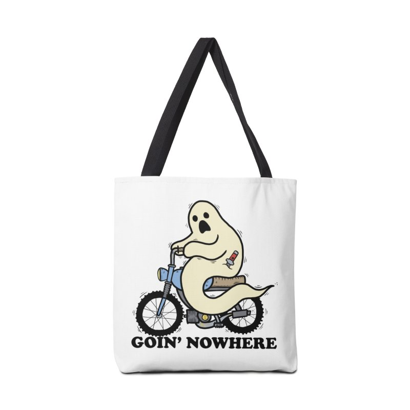 GOIN' NOWHERE Accessories Tote Bag Bag by Tittybats