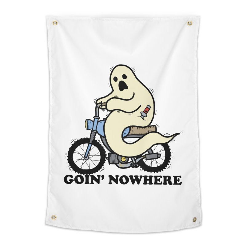 GOIN' NOWHERE Home Tapestry by Tittybats's Artist Shop
