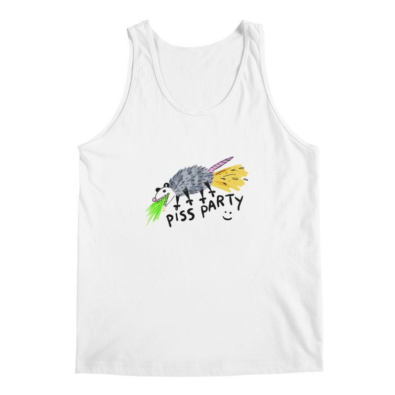 PISS PARTY Men's Regular Tank by Tittybats