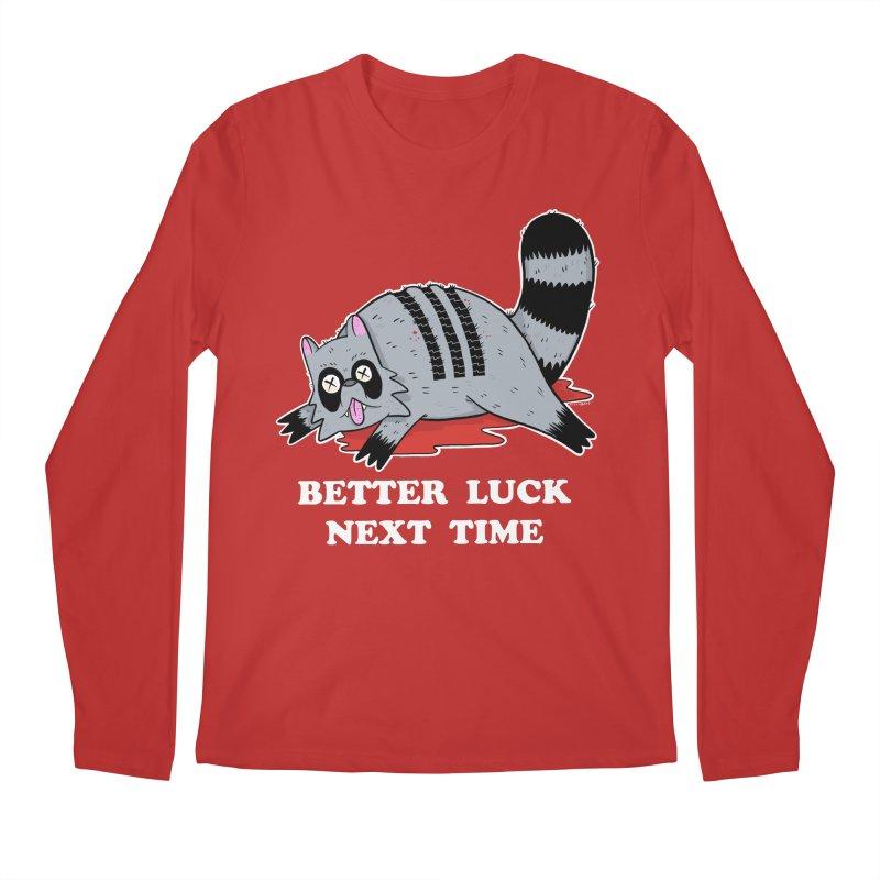BETTER LUCK NEXT TIME Men's Regular Longsleeve T-Shirt by Tittybats's Artist Shop