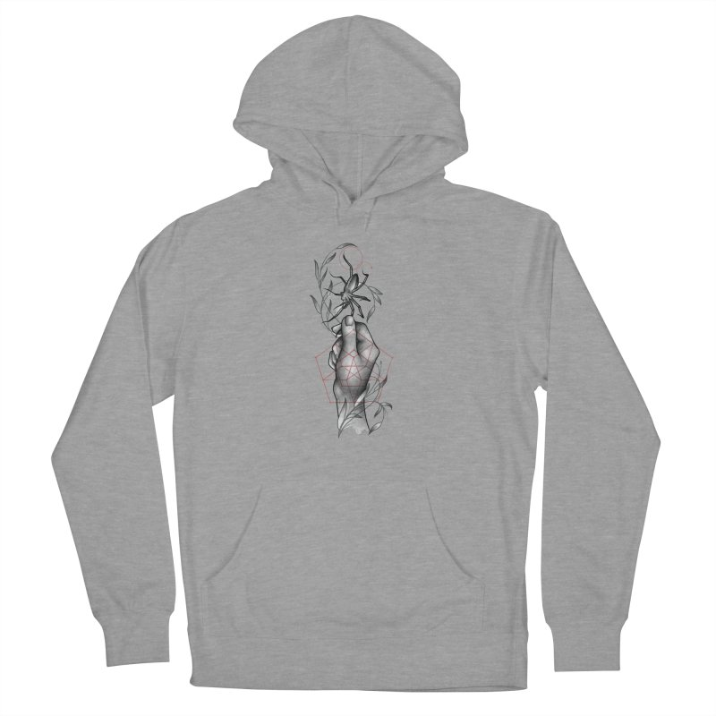 Her Beloved Pet Women's French Terry Pullover Hoody by Toadhouse Editions