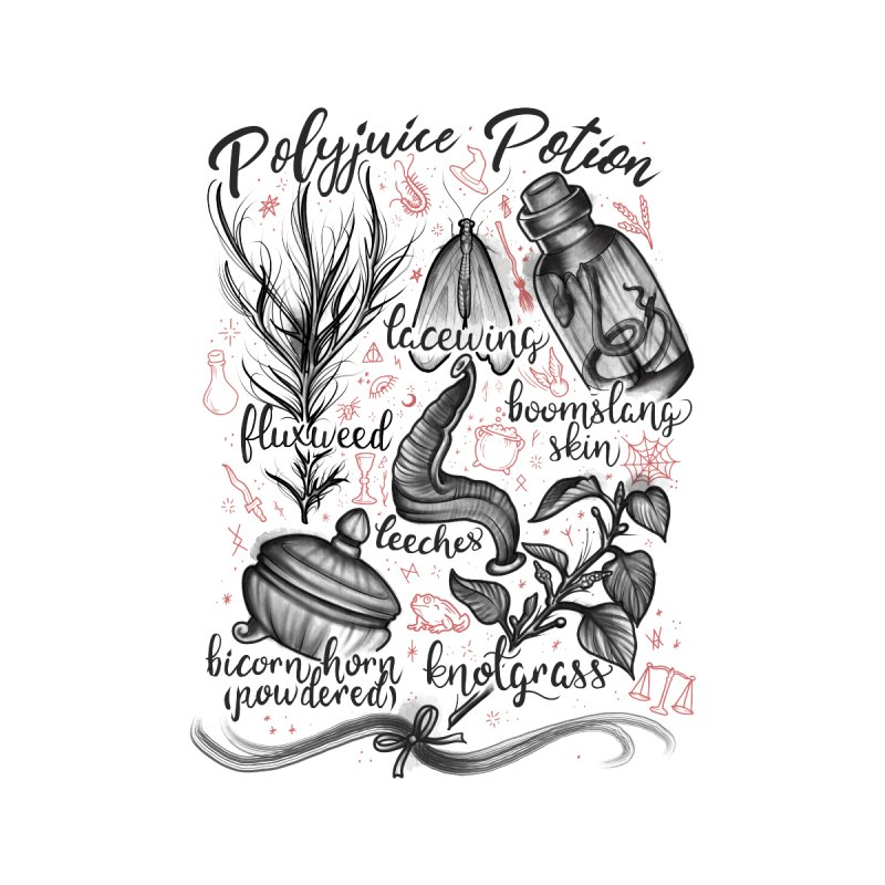 Polyjuice Potion by Toadhouse Editions