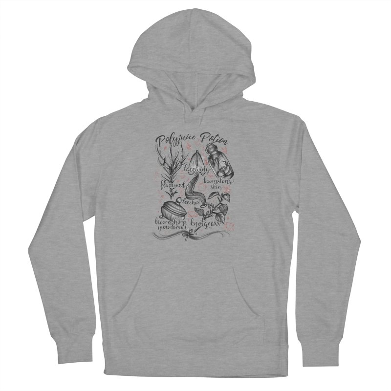 Polyjuice Potion Women's French Terry Pullover Hoody by Toadhouse Editions