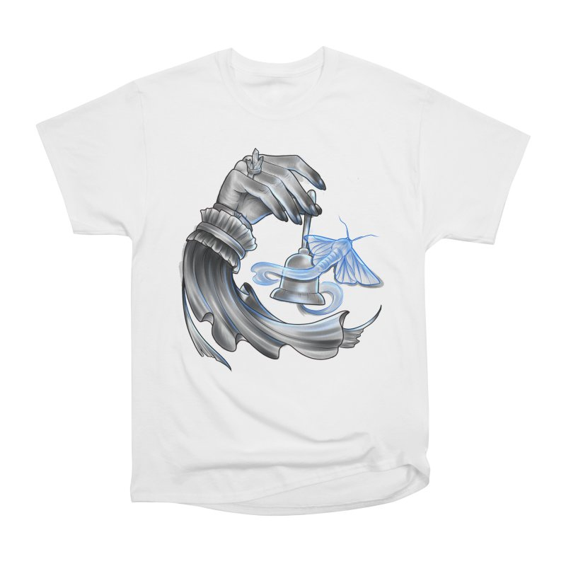 The Wisp Men's Heavyweight T-Shirt by Toadhouse Editions