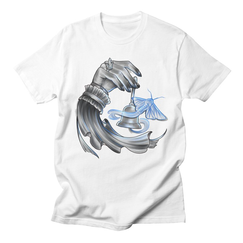 The Wisp Men's Regular T-Shirt by Toadhouse Editions