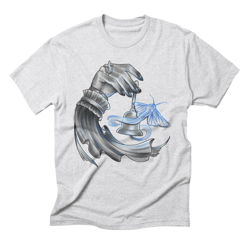 The Wisp Men's Triblend T-Shirt by Toadhouse Editions