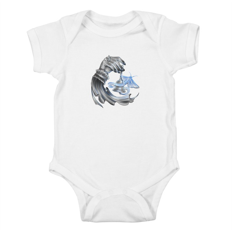 The Wisp Kids Baby Bodysuit by Toadhouse Editions