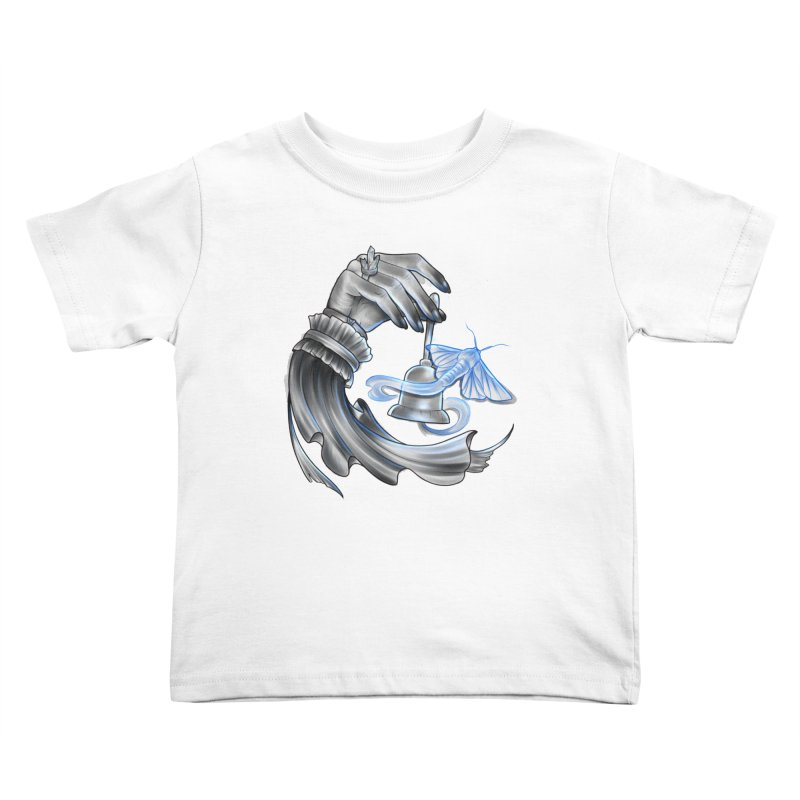 The Wisp Kids Toddler T-Shirt by Toadhouse Editions
