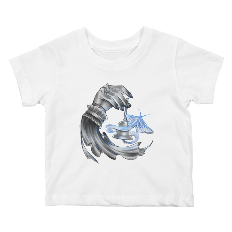 The Wisp Kids Baby T-Shirt by Toadhouse Editions