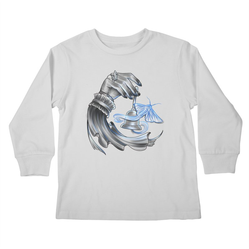 The Wisp Kids Longsleeve T-Shirt by Toadhouse Editions